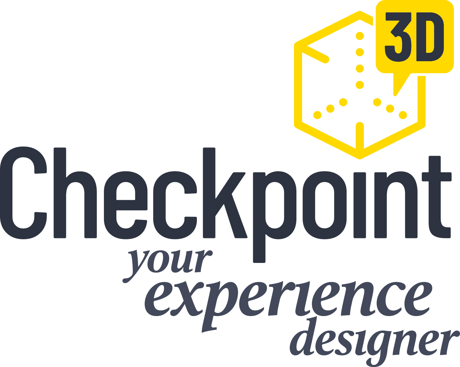 Checkpoint_3D logo